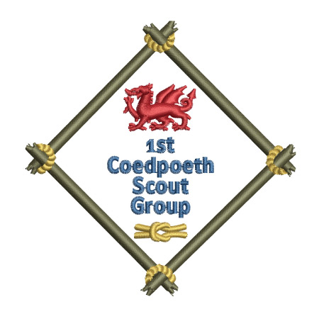 1st Coedpoeth Scout Group